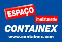 CONTAINEX - Logo Espaço imediatamente