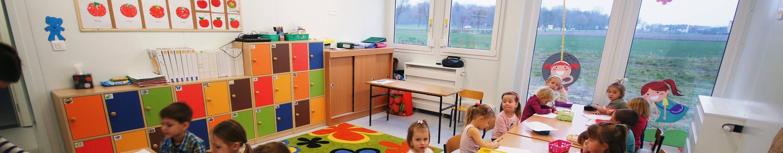 Jardim de infância, Sroda Wielkopolska, Polónia