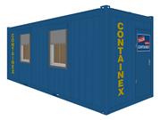 CONTAINEX - Contentores-escritório 20'