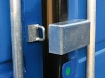 Dispositivo de segurança anti-roubo montado