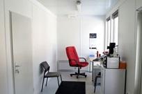 Espaços para escritórios, colaboradores e sociais