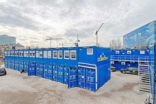 Instalação de escritórios - RENT A BLUE BOX