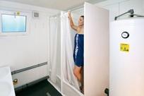 Cabine para duche