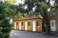 Espaços sanitários e de WC