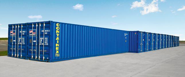 Contentores-marítimos, RAL 5010 Azul porto