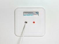 Interruptor de puxar de alarme