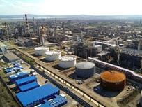 Alojamento para colaboradores numa refinaria na Bulgária