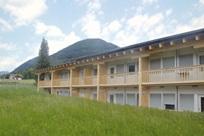 Espaços residenciais e de alojamento