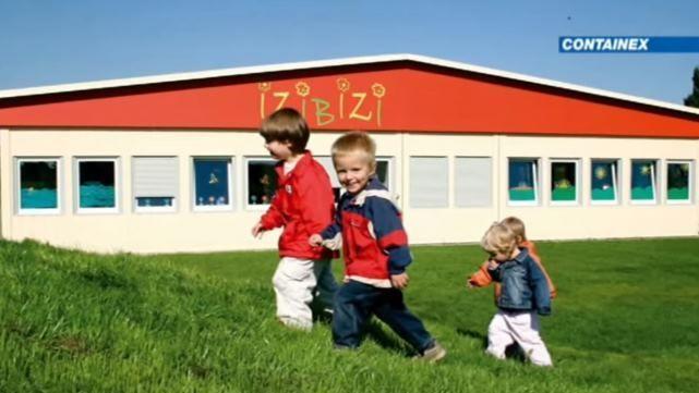 Escolas e jardins de infância