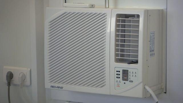aparelho de ar condicionado - Montagem