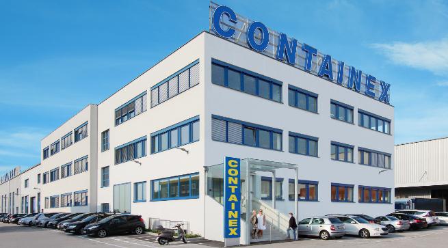 CONTAINEX - Edifício de escritórios Wr. Neudorf