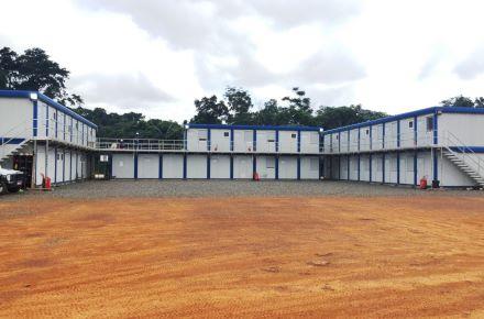Alojamento de colaboradores, Libreville, Gabão