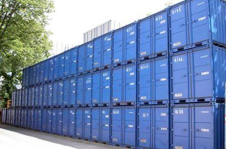 CONTAINEX - Anexo Self-storage, D-Frankfurt