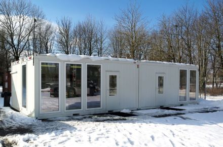 Escritório de vendas, incl. sala de reuniões e áreas sanitárias, em Talin, Estónia