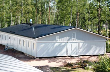 Complexos habitacionais para colaboradores, FI- Loviisa
