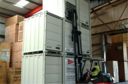 CONTAINEX - Mover-Box Self-Storage Depot, GB-Thetford