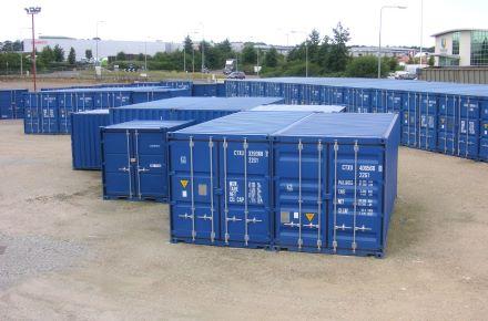 CONTAINEX - Armazém Self-storage de contentores-marítimos, GB-Norwich