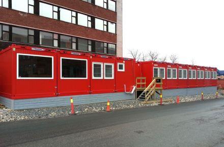 Escritório de obra, Oslo, Noruega