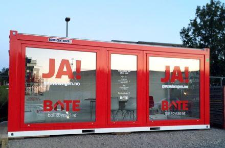 Escritório de vendas de imóveis, Stavanger, Noruega