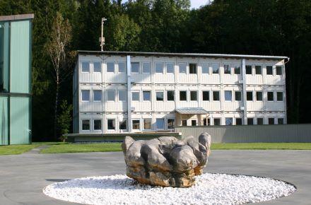 CONTAINEX - Ampliação de zona de escritórios Fuschl am See