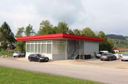 "Edifício de escritórios da empresa ""Schneck"", St. Georgen, Áustria"
