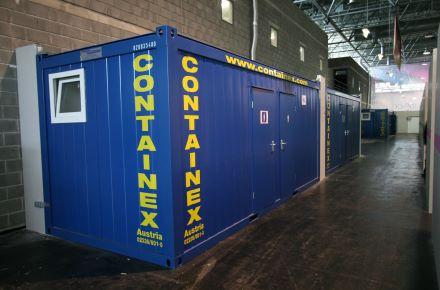 CONTAINEX - Fanzone - Europeu de futebol, AT-Viena