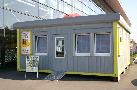 CONTAINEX - Salão de cabeleireiro Klipp, AT-Wels