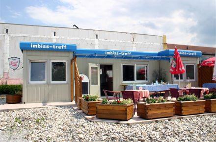 CONTAINEX - Stand de comida rápida, AT-Haslach
