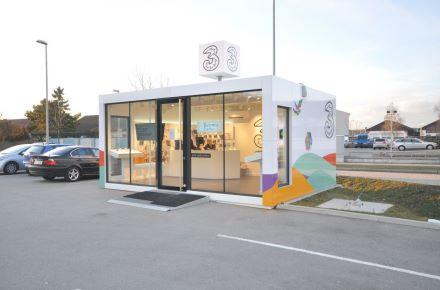 Centro de Serviços de Telecomunicações Móveis, Neusiedl am See - Áustria