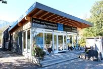 Sala de exposição e de vendas para o comércio especializado em azulejosSchöllauf, Langkampfen, Áustria