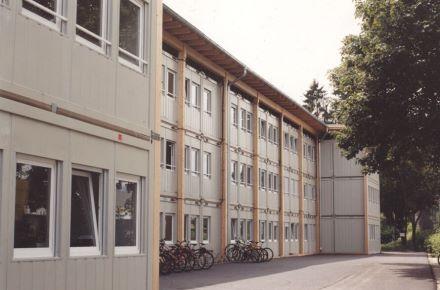 CONTAINEX - Centro escolar, A-Wörgl