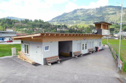 Instalações de uma associação, Schwarzach, Áustria