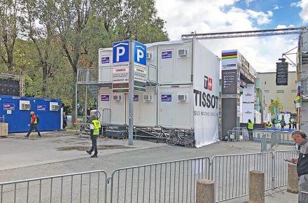 Campeonato do Mundo de Ciclismo do Tirol, Innsbruck, Áustria