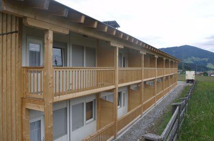 CONTAINEX - Instalações para trabalhadores, AT-Flachau