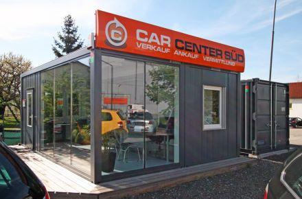 Stand de vendas «Car Center Süd», St. Pölten, Áustria