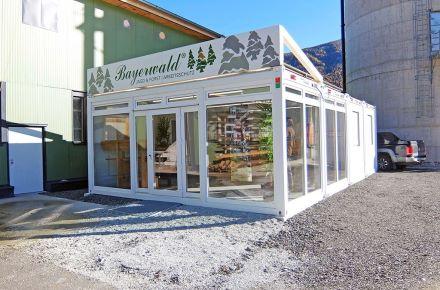 Loja «Bayerwald» em cerca de 60 m2, em St. Michael im Lungau, Áustria