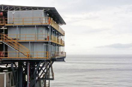 Alojamento para colaboradores em plataforma petrolífera, Pointe Noire, Congo