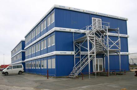 CONTAINEX - Edifício de escritórios, RO-Constanta