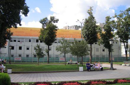 Edifício de escritórios para a firma Strabag, Moscovo, Rússia