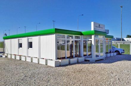 Escritório de vendas de veículos automóveis, Krasnogorsk, Rússia