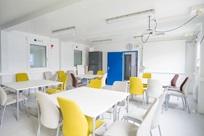 Instalação de escritórios e habitacional para funcionários, SE-Estocolmo