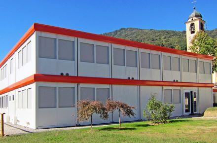 Escola, em Bioggio, Suiça