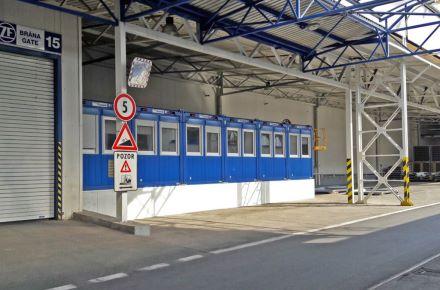 Extensão móvel de escritório para aluguer, em Trnava, Eslováquia