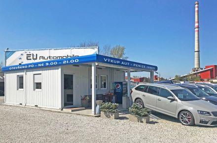 Espaço de venda de automóveis «EU Automobile», České Budějovice, República Checa