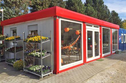 """Florista móvel """"Netta"""", Nagykanizsa, Hungria"""