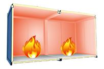 Componentes de proteção de incêndio