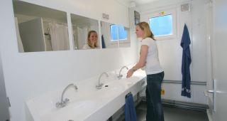Espaços sanitários e WC