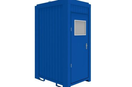 Contentor-WC individual em cerca de 2m2