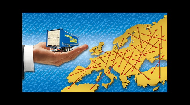 LKW WALTER - O transportador europeu