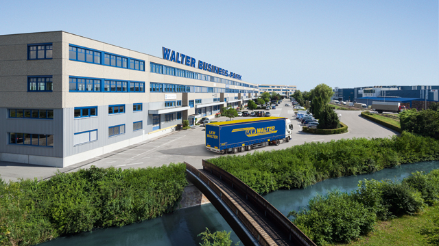 WALTER BUSINESS-PARK - videoclip